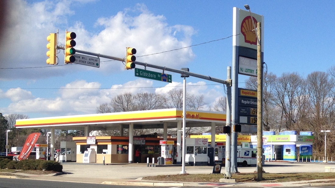 Gas Station With Property For Sale In New Jersey